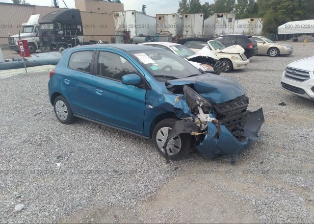 Inventory #903834074 2015 Mitsubishi MIRAGE