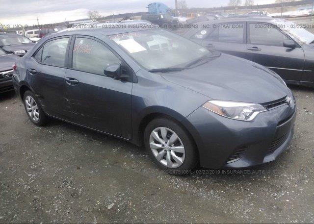 Inventory #496844954 2015 Toyota COROLLA