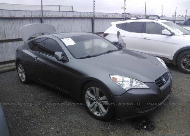 Inventory #431768616 2010 Hyundai GENESIS COUPE