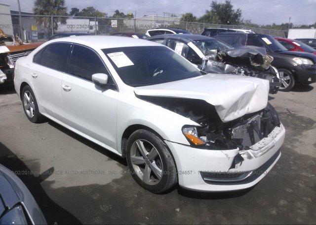 Inventory #565944006 2013 Volkswagen PASSAT