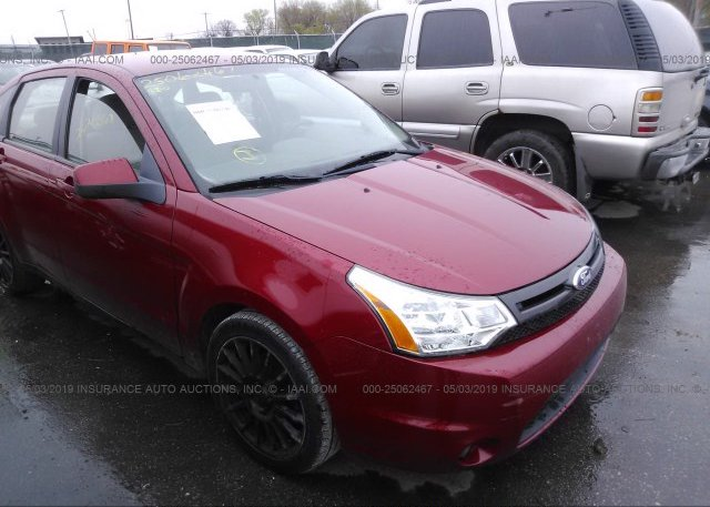 Inventory #663763264 2010 FORD FOCUS
