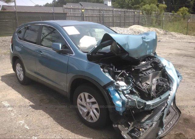 Inventory #883022962 2015 Honda CR-V