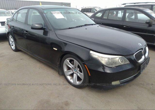 Inventory #531975756 2008 BMW 528