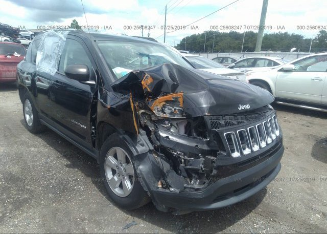 Inventory #333829223 2014 JEEP COMPASS
