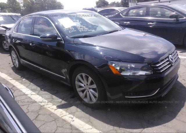Inventory #489566961 2012 Volkswagen PASSAT