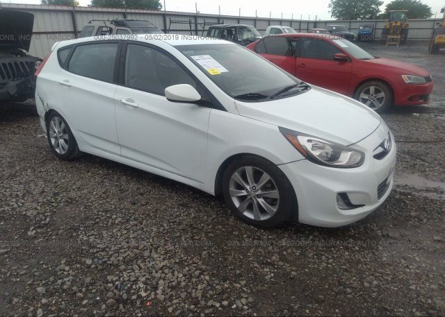 Inventory #242691891 2012 Hyundai ACCENT