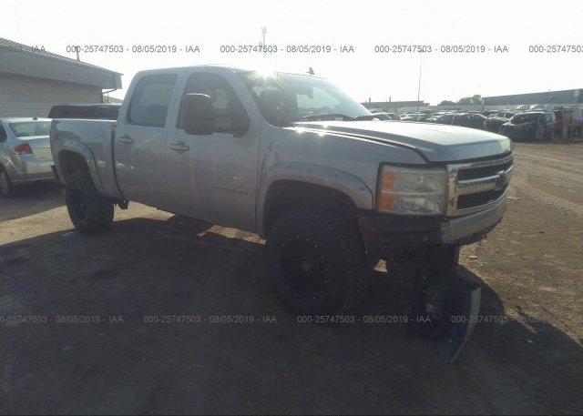 Inventory #270691351 2007 Chevrolet SILVERADO