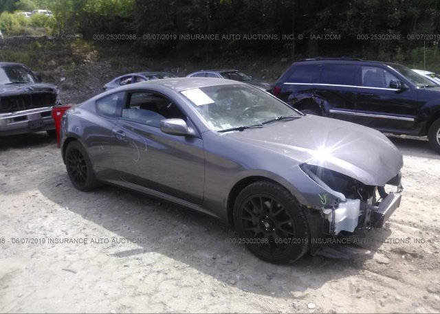 Inventory #655498769 2012 Hyundai GENESIS COUPE