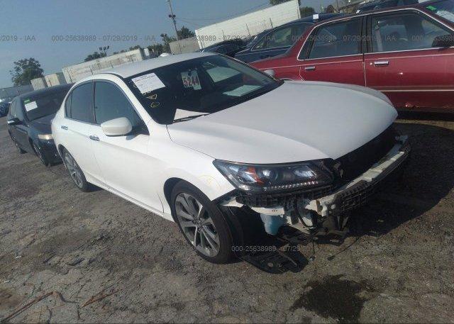 Inventory #690861556 2015 Honda ACCORD