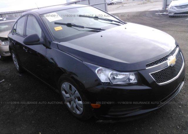 Inventory #901135402 2014 Chevrolet CRUZE