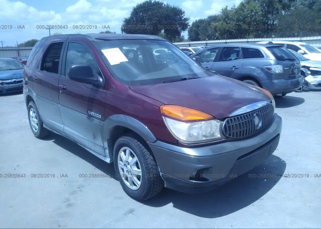 Inventory #860610212 2002 Buick RENDEZVOUS