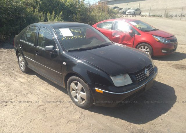 Inventory #566975475 2004 Volkswagen JETTA
