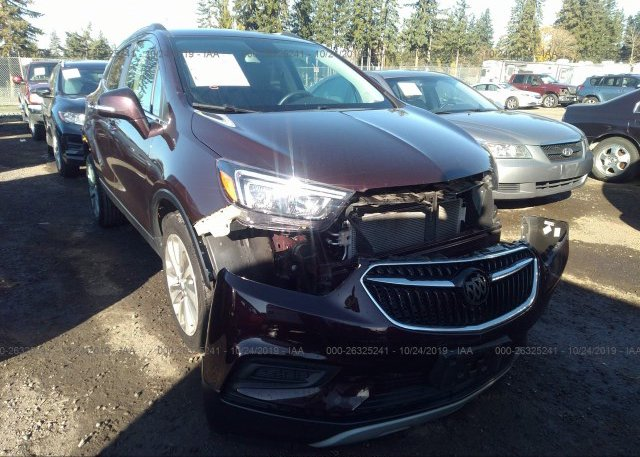 Inventory #183430847 2017 Buick ENCORE