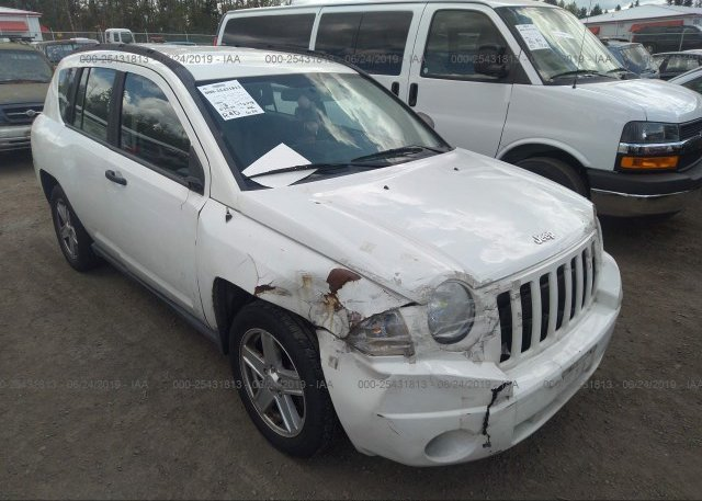 Inventory #799903200 2007 JEEP COMPASS
