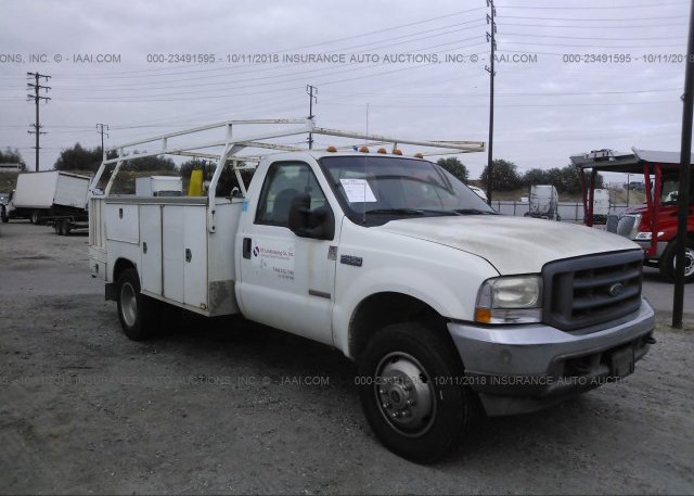 Inventory #604254349 2004 FORD F450