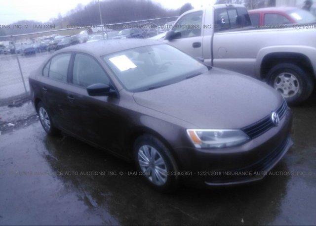 Inventory #216528997 2011 Volkswagen JETTA