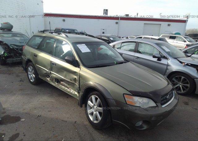 Inventory #889835734 2006 Subaru LEGACY