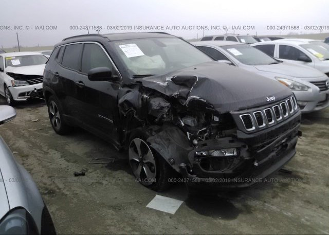 Inventory #367593309 2018 JEEP COMPASS