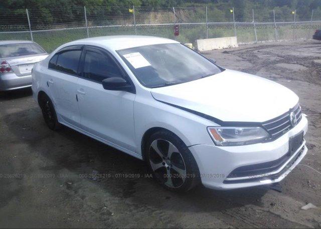 Inventory #525035437 2016 Volkswagen JETTA