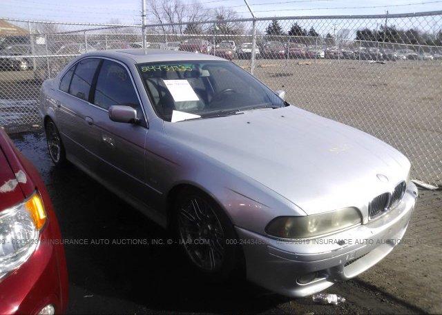 Inventory #653235185 2002 BMW 525
