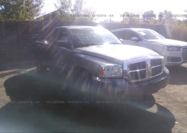 Inventory #444245233 2005 Dodge DAKOTA