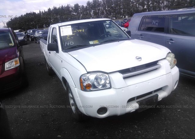 Inventory #652537410 2003 Nissan FRONTIER