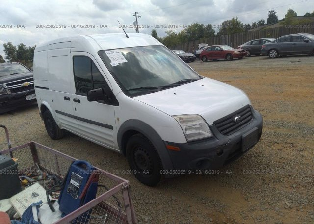 Inventory #997884108 2011 FORD TRANSIT CONNECT