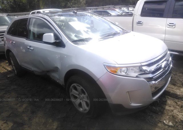 Inventory #815487527 2011 FORD EDGE
