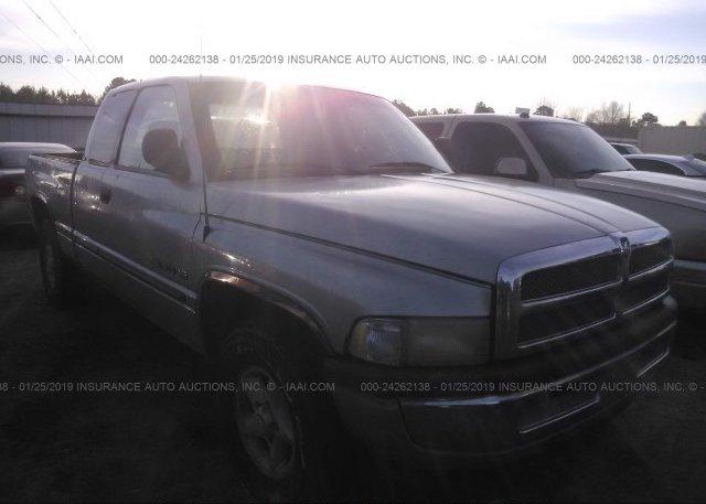 Inventory #492975945 2000 Dodge RAM 1500