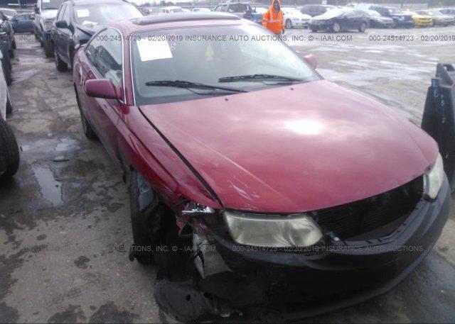 Inventory #647920336 2003 Toyota CAMRY SOLARA