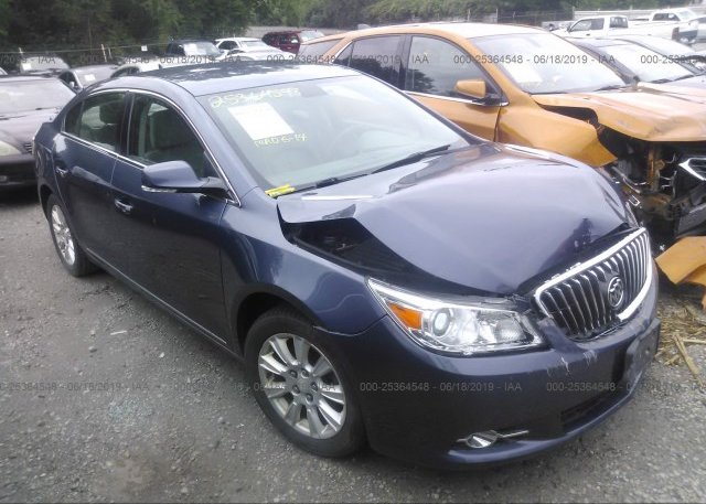 Inventory #609945614 2013 Buick LACROSSE