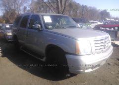 2004 Cadillac ESCALADE - 1GYEK63N14R171555 Left View