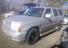 2004 Cadillac ESCALADE - 1GYEK63N14R171555 Right View