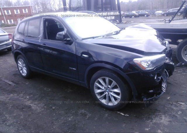 Inventory #251234621 2017 BMW X3