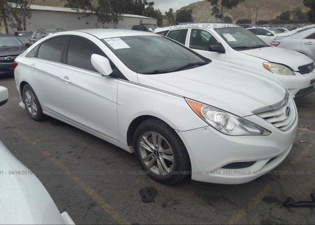 Inventory #390541405 2013 Hyundai SONATA