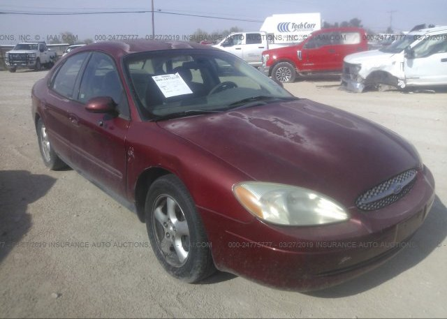 Inventory #426746122 2002 FORD TAURUS