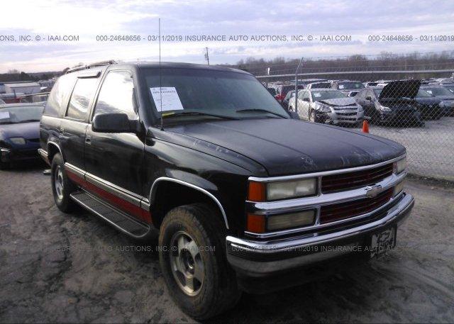 Inventory #569992267 1999 Chevrolet TAHOE