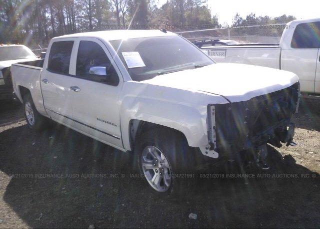 Inventory #741015604 2014 Chevrolet SILVERADO