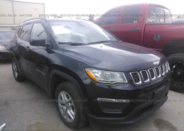 Inventory #222544750 2018 JEEP COMPASS