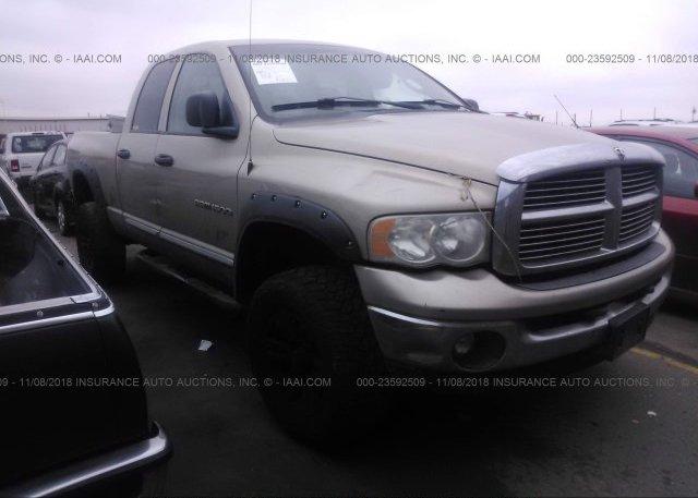 Inventory #706107320 2004 Dodge RAM 1500