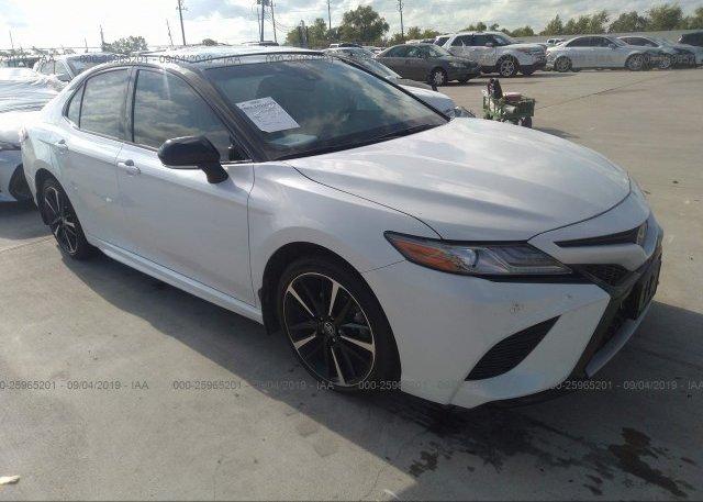 Inventory #774829443 2018 Toyota CAMRY