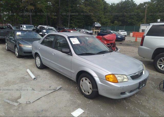 Inventory #484236000 2000 Mazda PROTEGE