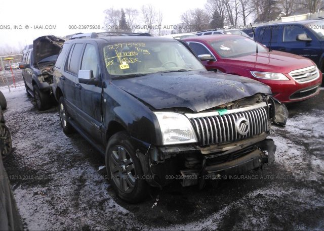 Inventory #949695872 2007 MERCURY MOUNTAINEER