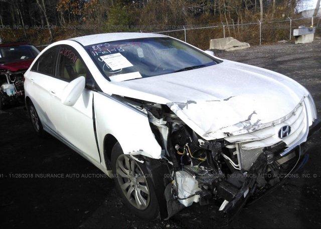 Inventory #887931454 2012 Hyundai SONATA