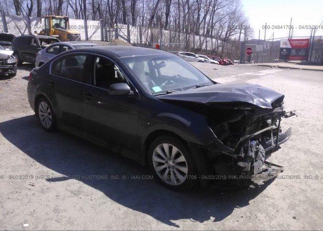 Inventory #705899765 2011 Subaru LEGACY