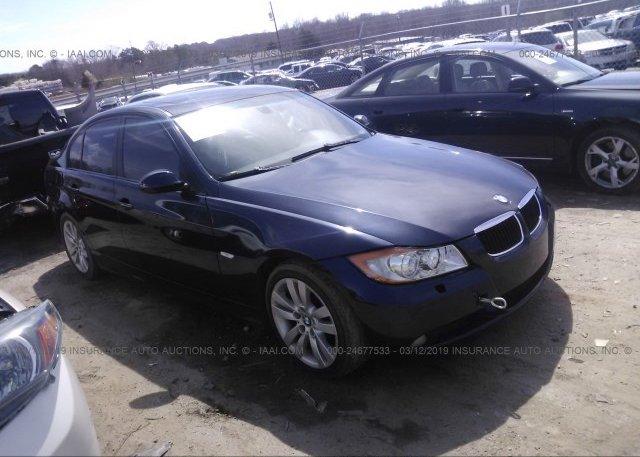 Inventory #550106051 2006 BMW 325