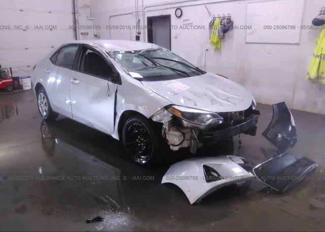 Inventory #226249381 2014 Toyota COROLLA