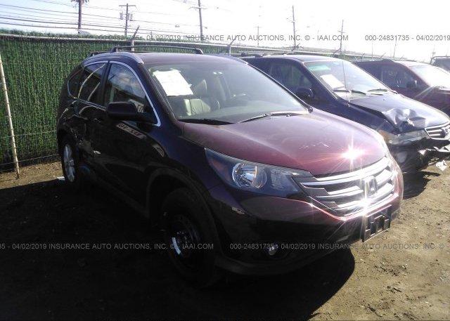 Inventory #774788808 2012 Honda CR-V