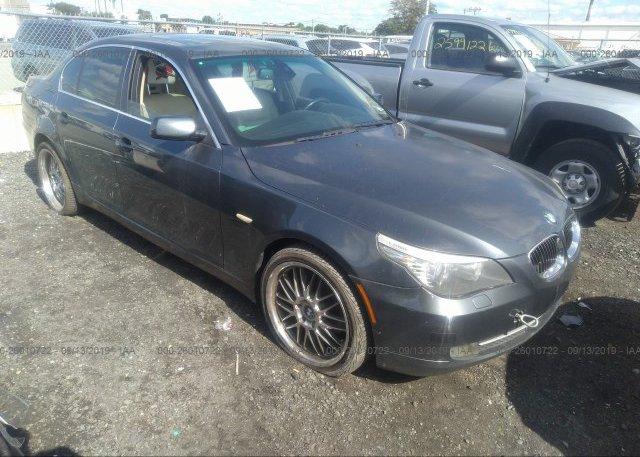 Inventory #817534206 2008 BMW 535