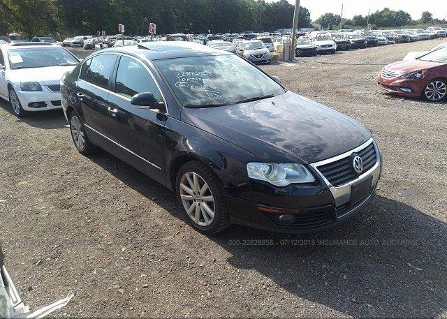 Inventory #752332163 2010 Volkswagen PASSAT